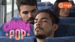 ¡Mauro se escapa de la policia engañando a Jonathan! - Cumbia Pop 16/01/2018