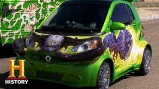 Counting Cars: Horny Mike's Horned Smart Car   History