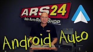 So funktioniert Android Auto!   Alle Funktionen im Überblick am Autoradio