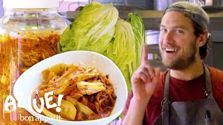 Brad Makes Kimchi | It's Alive | Bon Appétit