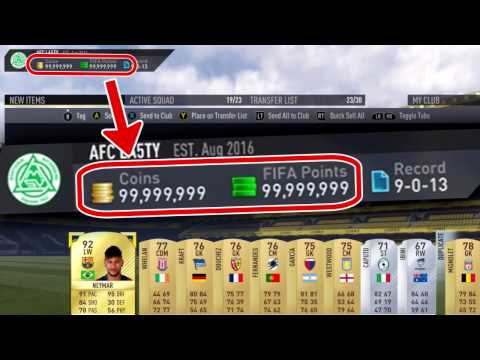 FIFA 17 COIN GLITCH AND GIVERWAY!!!! PS4/XBOX1/PC/PS3/XBOX360