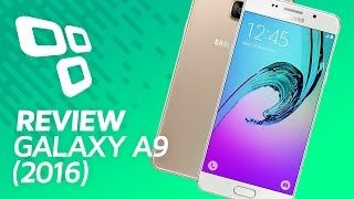 Samsung Galaxy A9 (2016) - Review - TecMundo