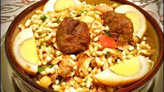 শাহী মুড়ি মাখা/ শাহী ঝালমুড়ি /Shahi Jhaal Muri Recipe by Shima