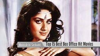 Top 15 Best Meenakshi Seshadri Box Office Hit Movies List