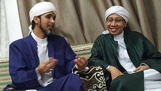 Pertemuan Cinta dua Guru Mulia Buya Yahya dan Habib Ali Zaenal Abidin Al-Hamid