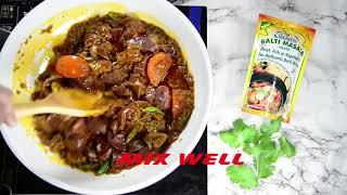 Lamb Kidney Masala Dish By Shaheen Foods