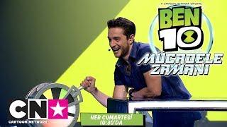 BEN 10 I Mücadele Zamanı I Cartoon Network Türkiye