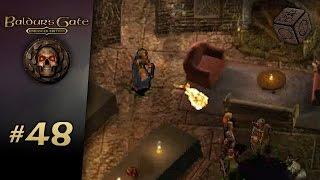 I've no time for ye, stupid succubus - Let's Play Baldur's Gate: Enhanced Edition #48