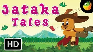 Jataka Tales In English (HD) | MagicBox Animation | Animated Stories For Kids