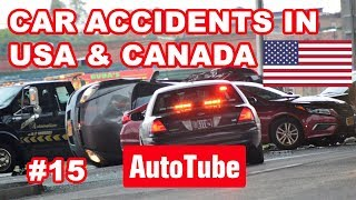 Bad Drivers Compilation USA 2018, December, video #15 on AutoTube