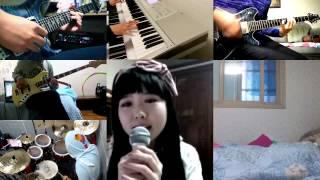 [Project] Sword Art OnlineⅡ 2nd ED LiSA - シルシ(Shirushi) Band Cover !