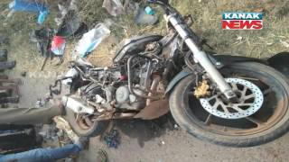 Two Robbers Thrashed To Death By People In Ranapur of Nayagarh