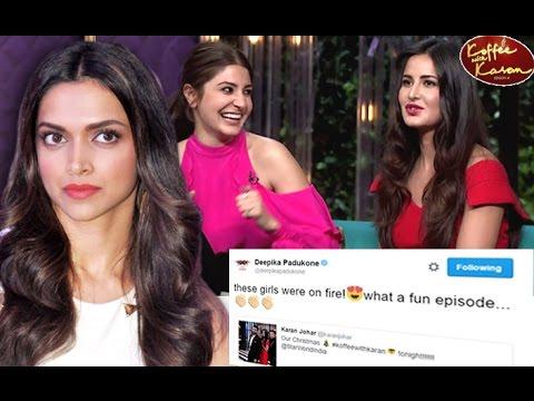 Deepika's Got Issues With Ranveer's EX Anushka & Ranbir's EX Katrina?