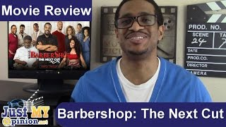 Barbershop The Next Cut Movie Review