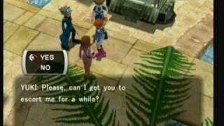 Let's Play : Pokemon Colosseum Part 2 -Meeting Yuki