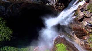 Beautiful Waterfall - Angel Falls 1080p Full HD Video