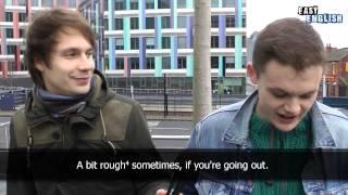 Talking to people in Sheffield (II) | Easy English 3