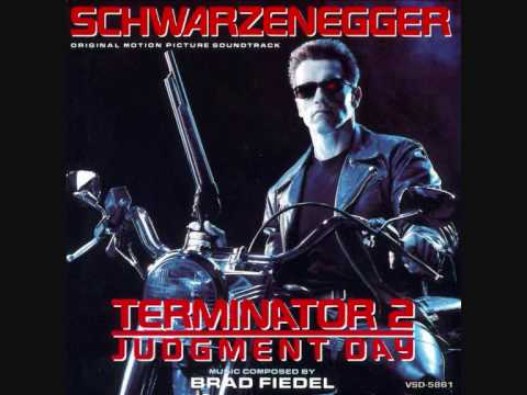Terminator 2 soundtrack03  Escape From The Hospital And T1000
