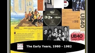 UB40 - The Early Years (Compilation, 1980-1982)