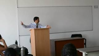 Guest Lecture on Competition Act