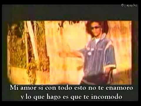 Calle 13 ft Tego Calderon Sin Exagerar con Letra videoclip