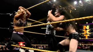 Paige vs Natalya