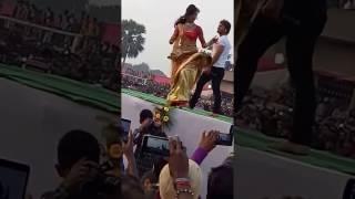 Sikrahna Mahotsav Dhaka Stage on khesari lal yadav