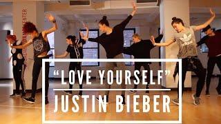 Love Yourself Justin Bieber Choreography by Derek Mitchell at Broadway Dance Center