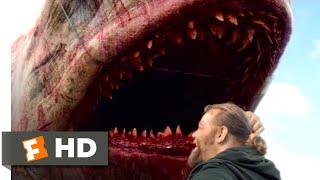 The Meg (2018) - We Killed the Meg! Scene (6/10) | Movieclips