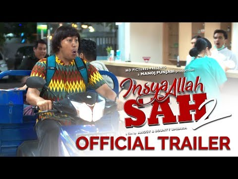 Insya Allah SAH! 2 - Official trailer