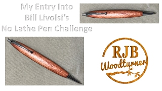 Making A Mechanical Pencil Without A Lathe