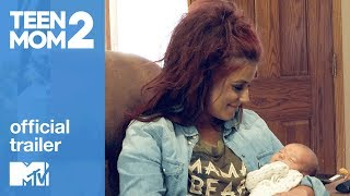 'It's Going to Be a Mother of a Summer' Official Trailer | Teen Mom 2 Summer Premiere | MTV