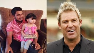 Shane Warne er chokhe Mohammad Ashraful Shera