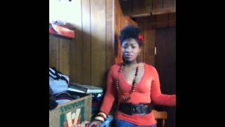 Etta James- Rather Go Blind Cover by Lae'di