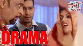 Ye Hai Mohabbatein : High Voltage and Hilarious DRAMA in the Show | 19th August 2014