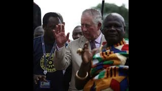 Prince Charles In Africa & His Speech