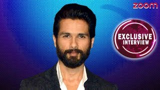 Shahid Kapoor Talks About His Daughter Misha | Exclusive