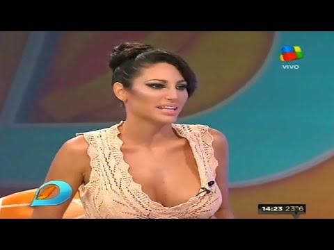 Vicky Xipolitakis sin ropa interior