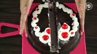 Mommies Hacks: Proper Way To Cut A Round Cake