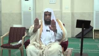 كيفية الركوع والسجودعلى الكرسي ـ د عبدالرحيم الهاشم