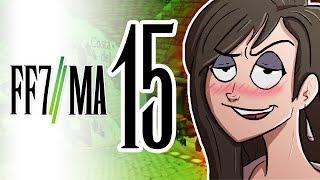 Final Fantasy VII: Machinabridged (#FF7MA) - Ep. 15 - Team Four Star