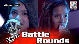 The Voice Teens Philippines Battle Round: Gia vs. Genesis - Weak