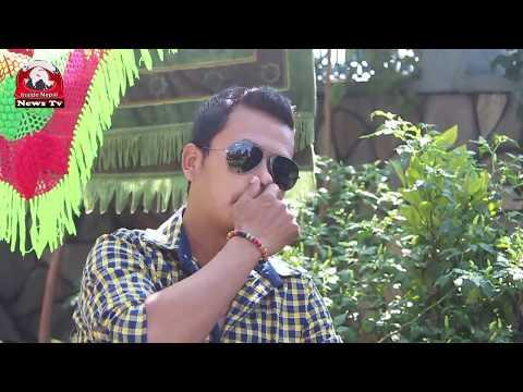 INTERVIEW WITH RAJU GURUNG ll अन्तरबार्तामै राजुले सुनाए सागर आलेले गाउने सालैजो गित