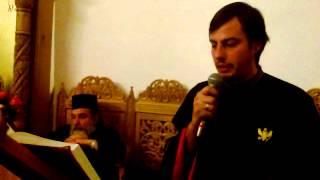 Slava in glas 5, Psalt Dimitrie Voicescu - Manastirea Caraiman