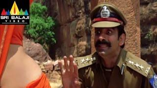Vikramarkudu Movie Attili and Anushka Romantic Comedy | Ravi Teja, Anushka | Sri Balaji Video