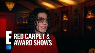 Navi Reveals His Close Friendship With Michael Jackson | E! Live from the Red Carpet