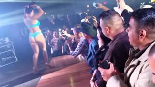 Noches de antro\strippers
