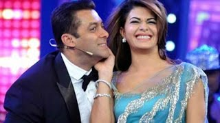 Salman Khan with Jacqueline fernandez funny comedy movements at star award Show