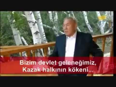 Nursultan Nazarbayev in Putin e cevabı Biz Hunlar ın Göktürkler in AltınOrda nın torunlarıyız
