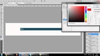 How To Paint Horizontal Menu GWGLine.COM